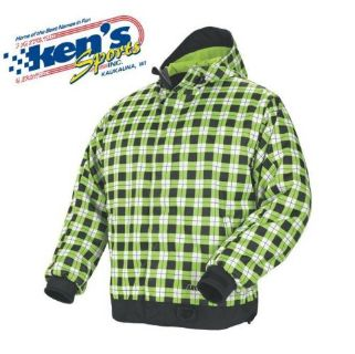 Buy ARCTIC CAT Men's Lime FREEZONE Snowmobile Jacket (3XL) 5230-149 motorcycle in Kaukauna, Wisconsin, United States, for US $99.95