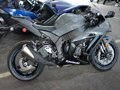 2019 Kawasaki Ninja ZX-10R ABS Supersport Clearwater, FL