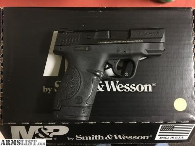 For Sale: Smith and Wesson M&P Shield