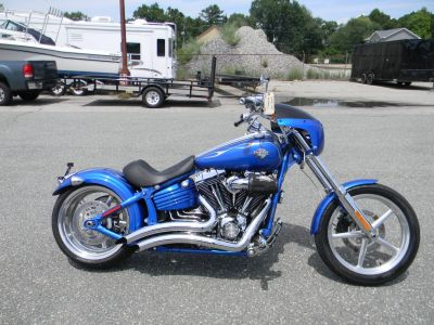 2008 Harley-Davidson Softail Rocker C Cruiser Springfield, MA