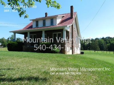 Well maintained Home!