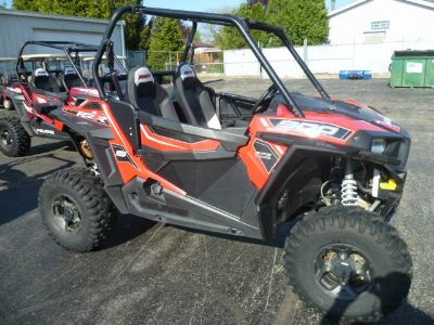 2015 Polaris RZR S 900 EPS Sport-Utility Utility Vehicles Union Grove, WI