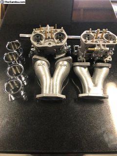 Dual 44HPMX carb kits