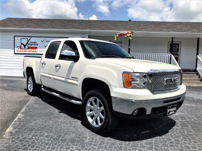 2012 GMC Sierra 1500 Denali (White)