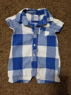 Carter's Romper Boys 6m
