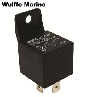 Sell Power Trim Relay Johnson Evinrude Volvo Mercury replcs 18-5705 87-19761 586224 motorcycle in Mentor, Ohio, United States, for US $11.49