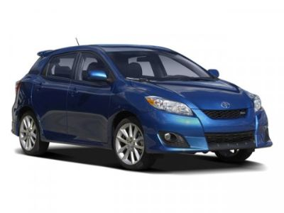 2009 Toyota Matrix Base ()