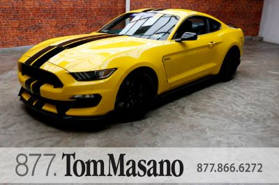 2016 Ford Mustang 2dr Fastback Shelby GT350 (Triple Yellow Tri-Coat)