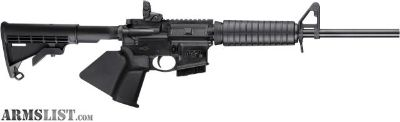 For Sale: ON SALE, NEW Smith & Wesson M&P 15 II, CA Compliant Featureless in 5.56x45mm w/ Detachable Magazines