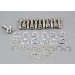 Sell Stage 8 -# 8911A Locking Header Bolts for Sm. Blk Chevy motorcycle in La Grange, Illinois, United States, for US $48.95