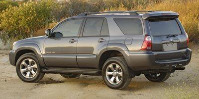 2008 Toyota 4Runner Sport Edition (Brown)