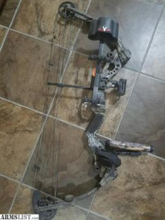For Sale: Martin Cougar III Compound bow with 26 arrows OBO Trade