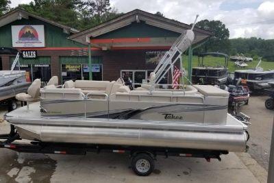 2018 Tahoe Sport Fish Cruise Bow 20'