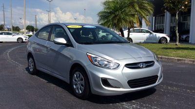 2017 Hyundai Accent GLS (GRAY)