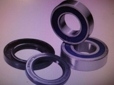 Purchase YAMAHA TRI MOTO 125 1980 1981 1982 REAR WHEEL BEARINGS AND SEALS motorcycle in Alexandria, Virginia, United States, for US $25.21
