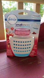 Febreze small spaces air freshener several available