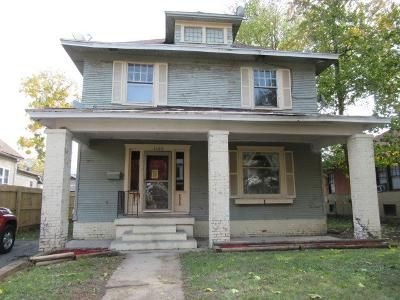 4 Bed 1.5 Bath Foreclosure Property in Danville, IL 61832 - N Grant St