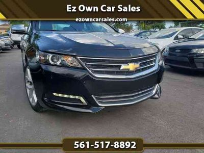 Used 2018 Chevrolet Impala for sale