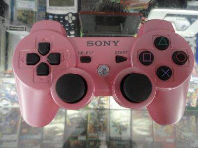 Sony Ps3 Wireless Controller (PINK)
