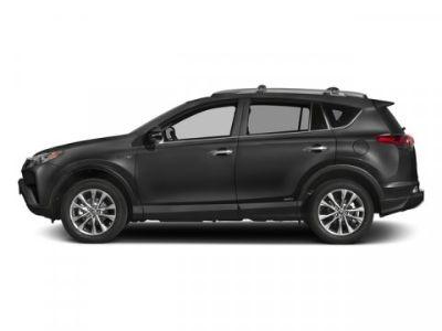 2018 Toyota RAV4 Hybrid Limited (Magnetic Gray Metallic)