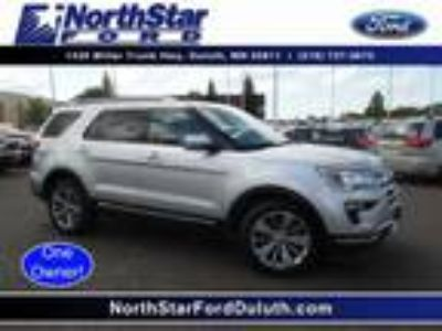 used 2018 Ford Explorer for sale.