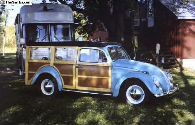 [WTB] ISO this custom woody VW bug looking to buy