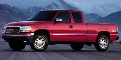 2001 GMC Sierra 1500 SLE (Dark Toreador Red Metallic)