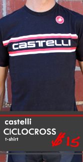 Castelli Ciclocross T shirt at Classic Cycling
