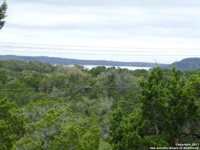 LOT 38A Scenic Sunset Pipe Creek, Beautiful lot with hill