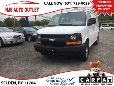 2008 Chevrolet Express 1500 1500 (White)