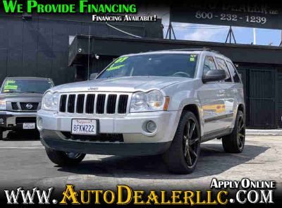 Used 2007 Jeep Grand Cherokee for sale