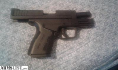 For Sale: xd mod2 sub compact .45acp with extras.