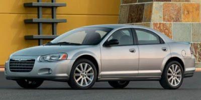 2006 Chrysler Sebring LXi (Stone White Clearcoat)