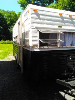 looking for free camping trailer or camper