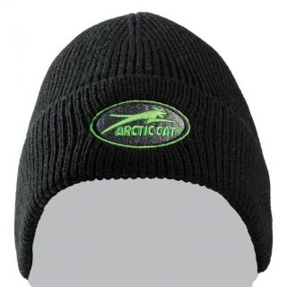 Purchase Arctic Cat Watchman Aircat Polyester Acrylic Knit Beanie - Black - 5273-084 motorcycle in Sauk Centre, Minnesota, United States, for US $20.99