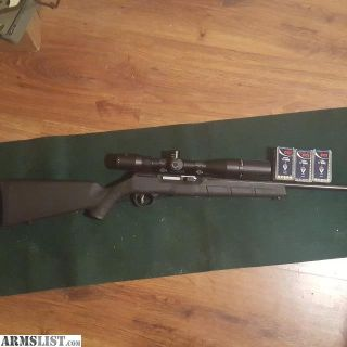For Sale: Savage A17 .17HMR W/ 135 rounds