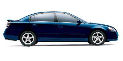 2005 Nissan Altima 2.5 (Silver)