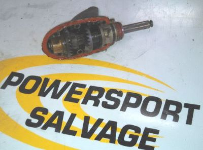 Sell EVINRUDE JOHNSON 7.5 HP Seahorse Lower Unit Prop Gears Shaft 56 57 58 AD12 motorcycle in Rockford, Michigan, United States