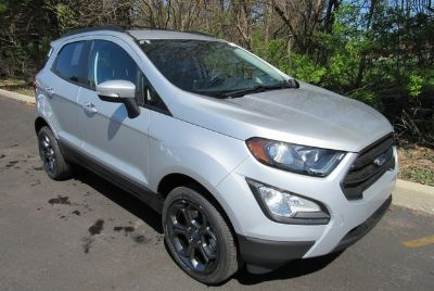 2018 Ford EcoSport SES ()