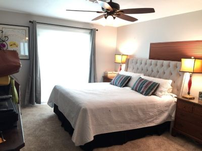 Furnished Master Bedroom Suite for rent - best SLO location