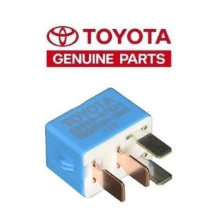 Purchase Genuine Toyota HVAC Blower Motor Relay 90080-87026 fits Toyota Tundra Tacoma E motorcycle in Stockton, California, United States, for US $51.95