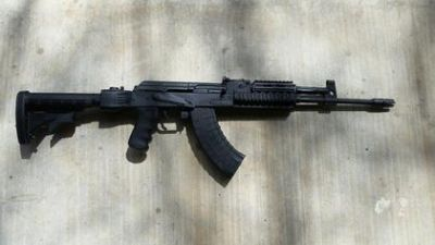 Custom AK-47. 850 OBO. Will trade for an M1A .308 and I will throw in cash.