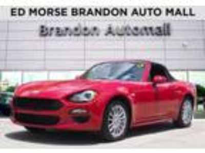 new 2019 Fiat 124 Spider for sale.