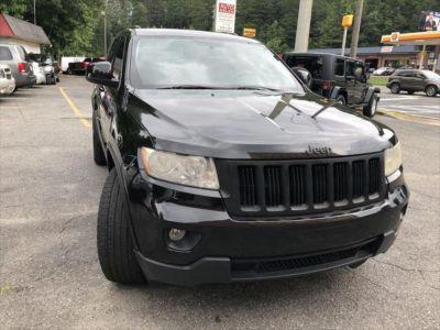 2012 Jeep Grand Cherokee Laredo (Black)