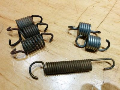 Find SPORTSMAN EXHAUST SPRINGS POLARIS 700 motorcycle in Aurora, Illinois, United States, for US $23.00