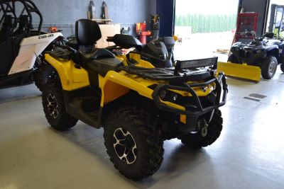 2015 Can-Am Outlander MAX XT 650 Utility ATVs Grantville, PA
