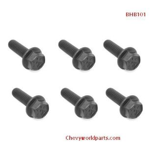 Purchase CHEVY BELLHOUSING BOLT KIT CAMARO CHEVELLE NOVA IMPALA motorcycle in Bryant, Alabama, United States, for US $13.95