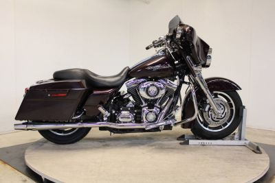 2007 Harley-Davidson Street Glide Touring Motorcycles Pittsfield, MA
