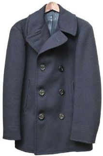 $75, U.S.Navy Pea Coat