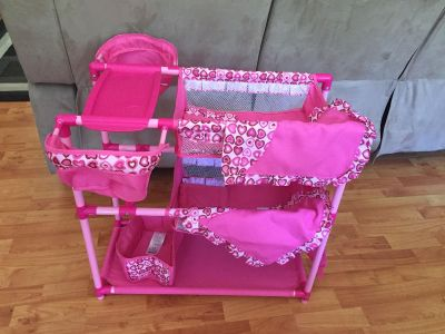 Twin baby bed set